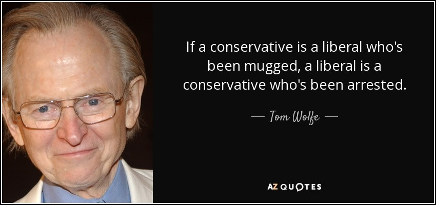 a conservative is a liberal who has been mugged-1