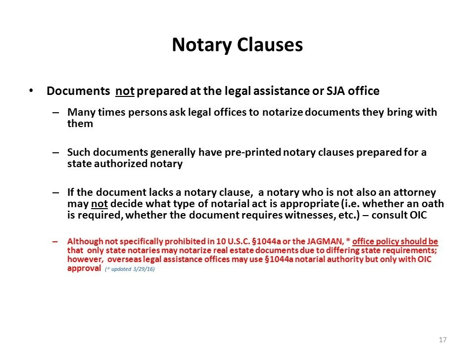 a notary who is not an attorney may-1