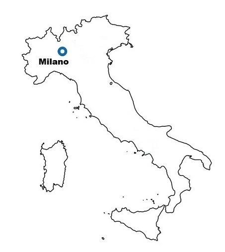 how did milan grow to be an important city-state in italy?-0