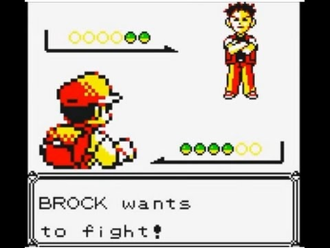 how to beat brock in pokemon yellow-2