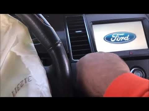how to disable anti theft system on ford taurus-2