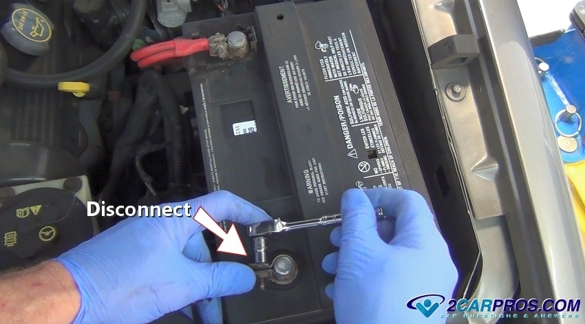 how to disable anti theft system on ford taurus-3