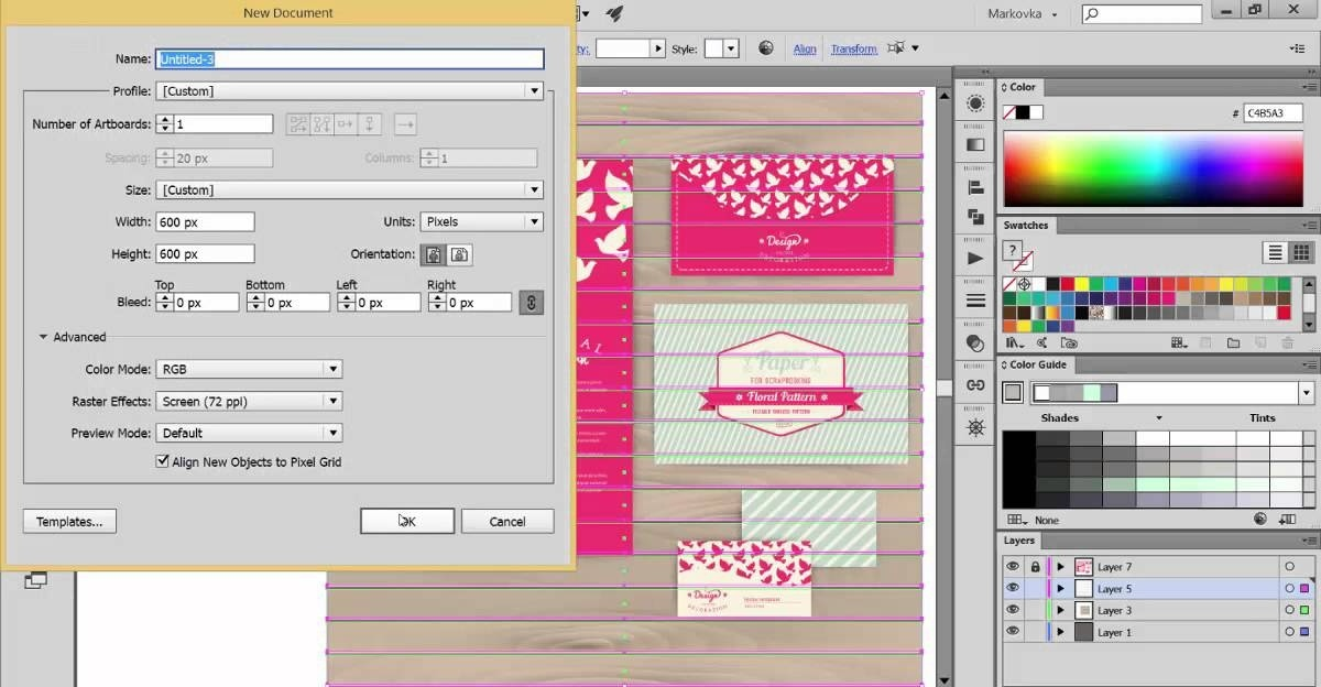 how to duplicate a layer in illustrator-1