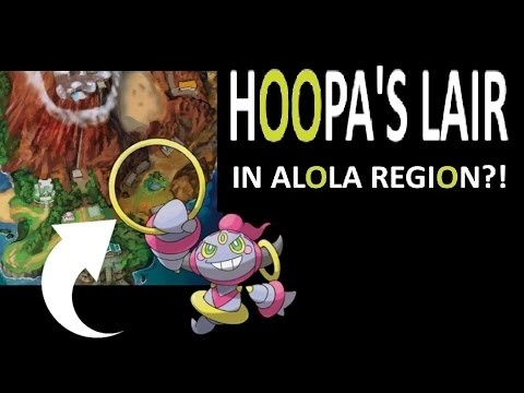 how to get hoopa in pokemon sun-0