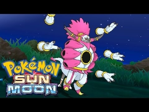 how to get hoopa in pokemon sun-1