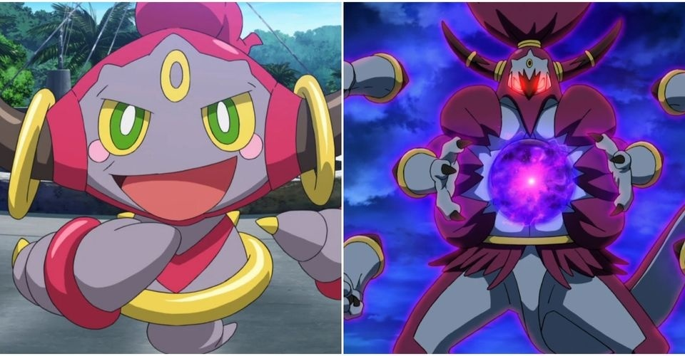 how to get hoopa in pokemon sun-3