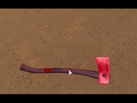 how to get the fire axe in lumber tycoon 2-0
