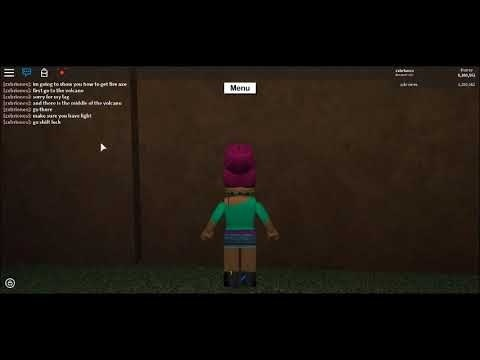 how to get the fire axe in lumber tycoon 2-2