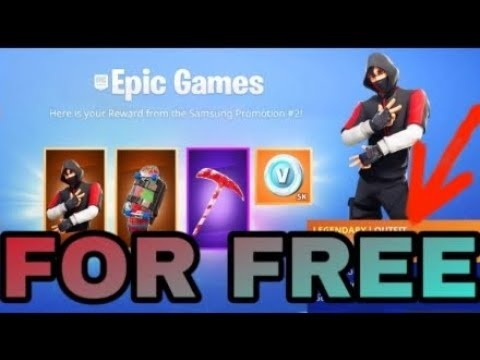how to get the ikonik skin for free-1