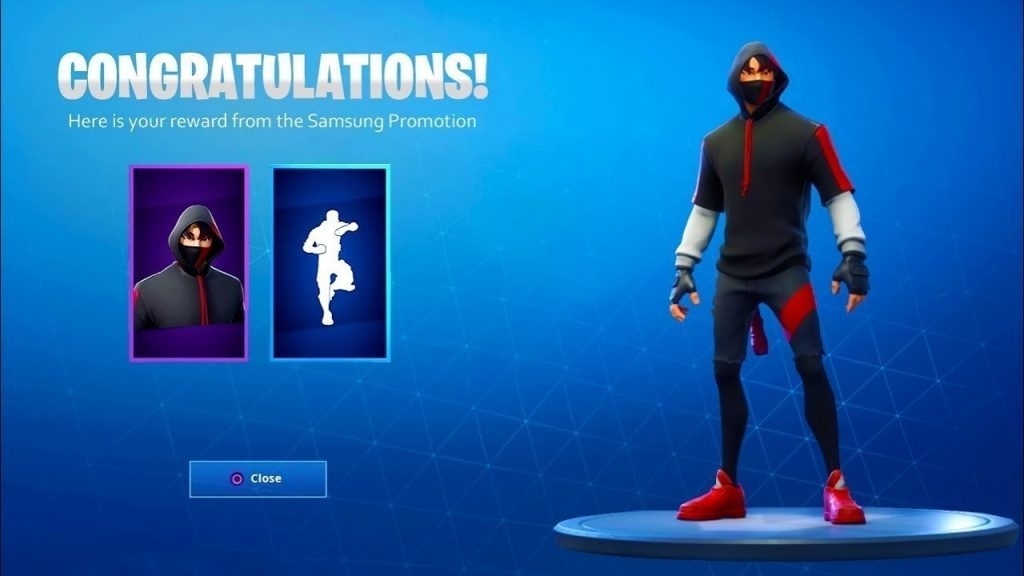how to get the ikonik skin for free-3