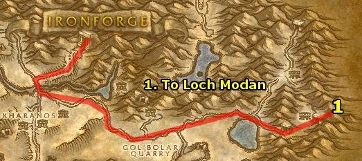 how to get to loch modan from stormwind-0