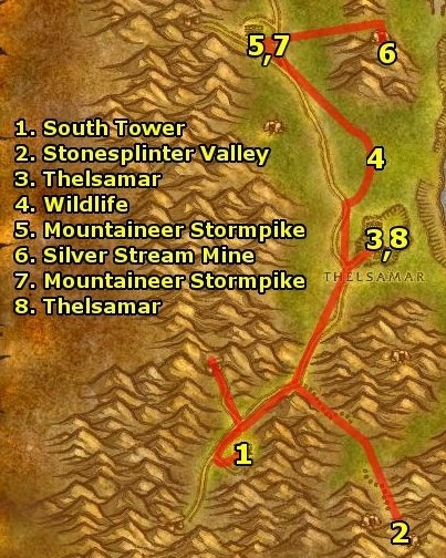 how to get to loch modan from stormwind-1