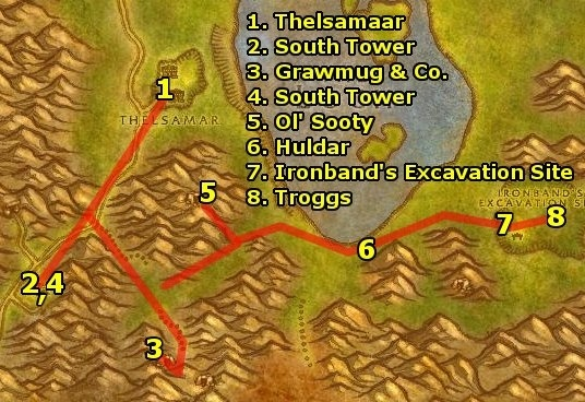 how to get to loch modan from stormwind-2