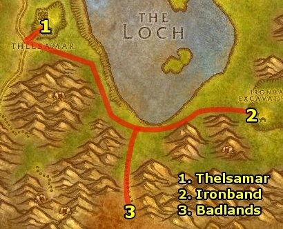 how to get to loch modan from stormwind-4