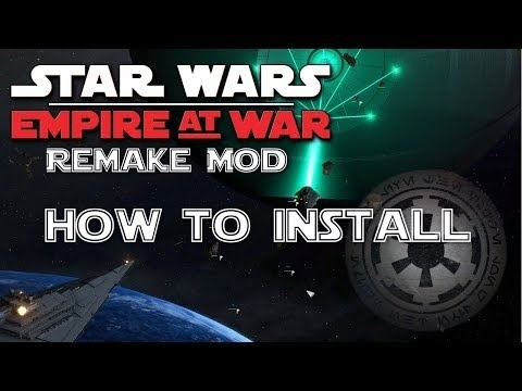 how to install empire at war remake-0