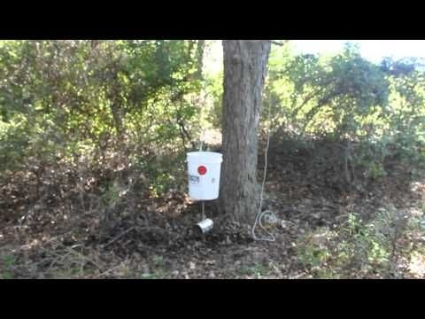 how to make a deer feeder out of a 5 gallon bucket-2