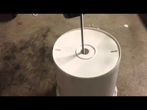 how to make a deer feeder out of a 5 gallon bucket-3