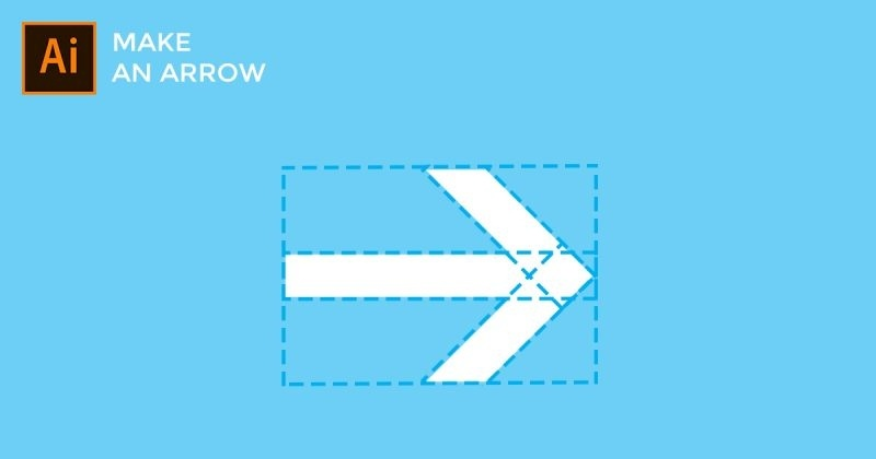how to make an arrow in illustrator-0