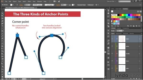 how to move anchor points in illustrator-2