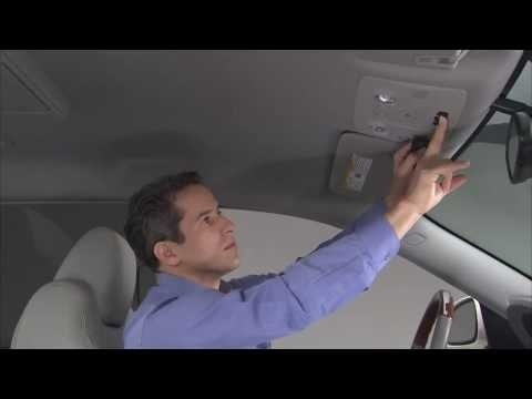 how to program garage door opener in car without remote-1