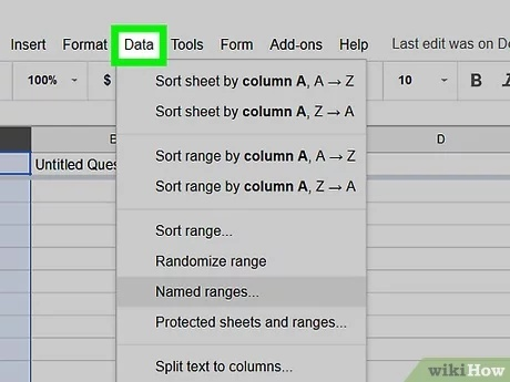 how to rename columns in google sheets-1