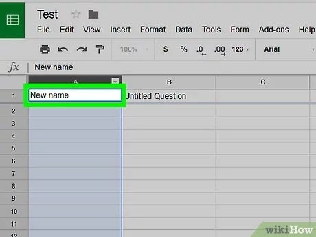 how to rename columns in google sheets-3