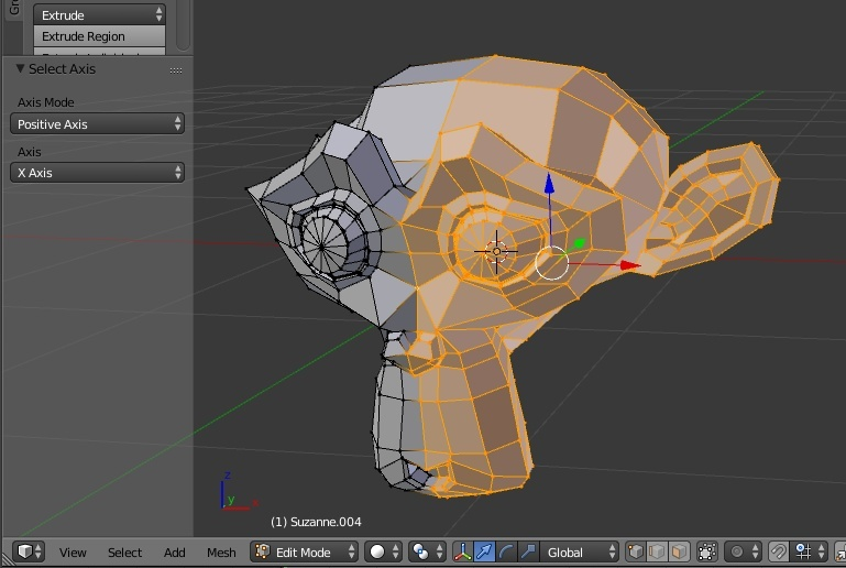 how to select all vertices in blender-0