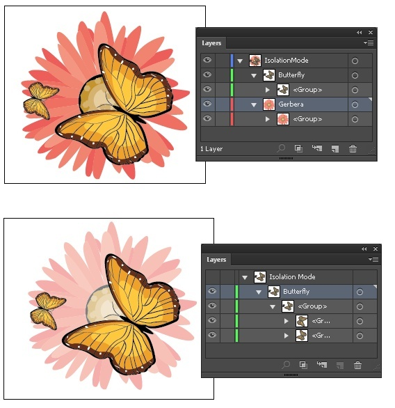 how to select multiple objects in illustrator-2