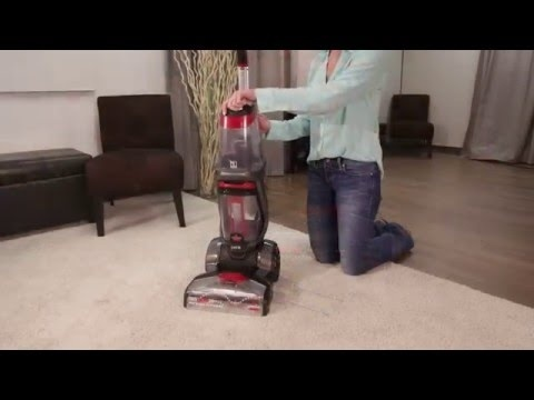 how to take apart a bissell proheat carpet cleaner-1