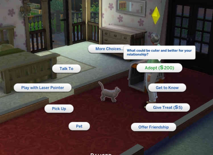 sims 4 how to adopt a stray-0