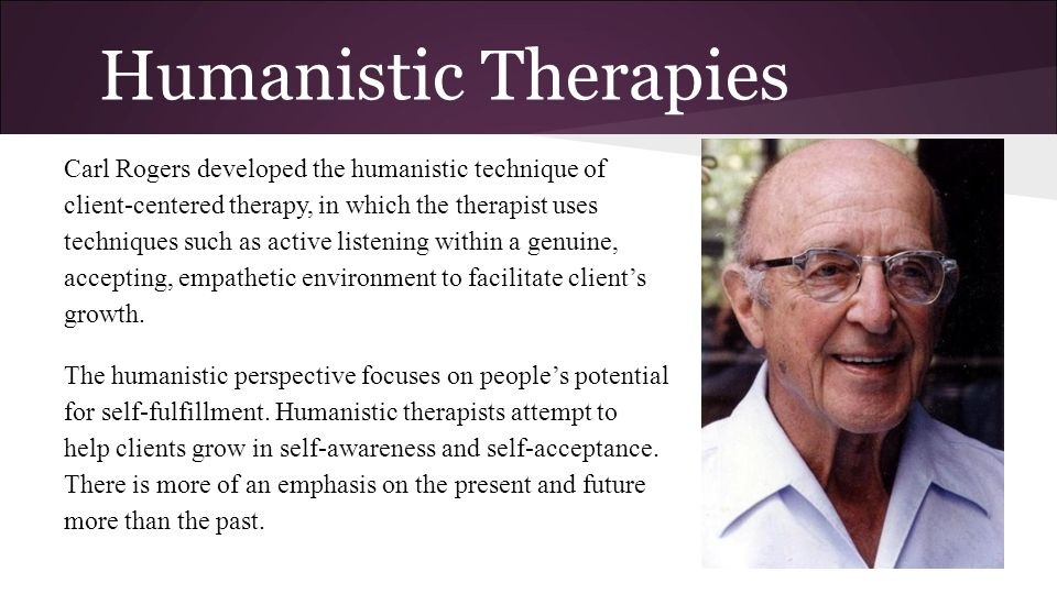 the most prominent figure in humanistic therapy is carl rogers who developed ___________________.-2