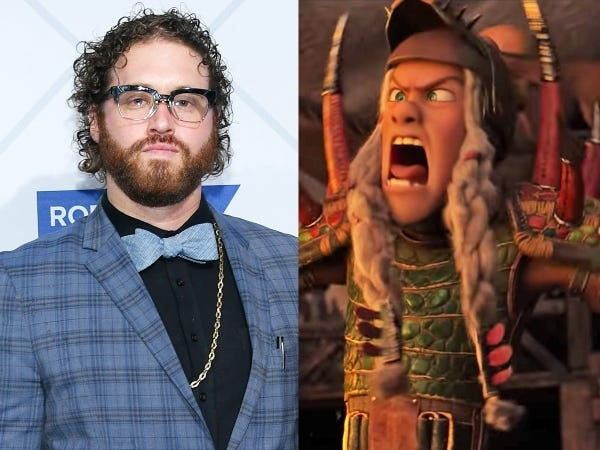 tj miller how to train your dragon-1