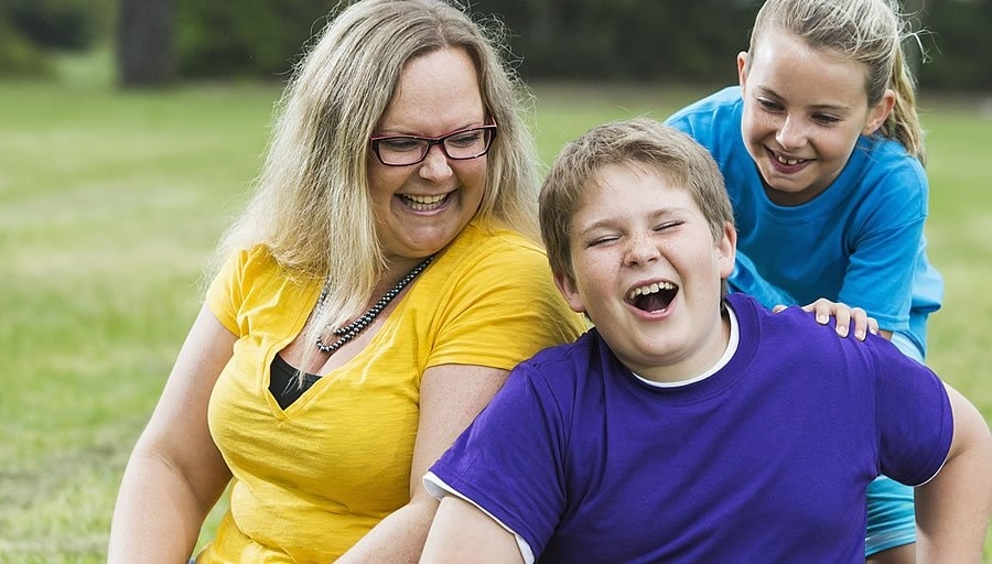what is the most appropriate family involvement with a child who is overweight?-1