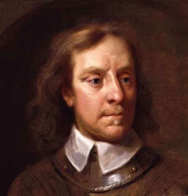 what is the most significant difference between oliver cromwell and the monarchs who preceded him?-0