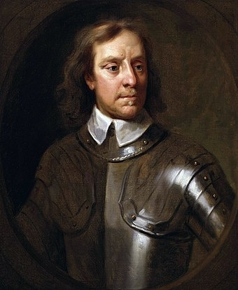 what is the most significant difference between oliver cromwell and the monarchs who preceded him?-1