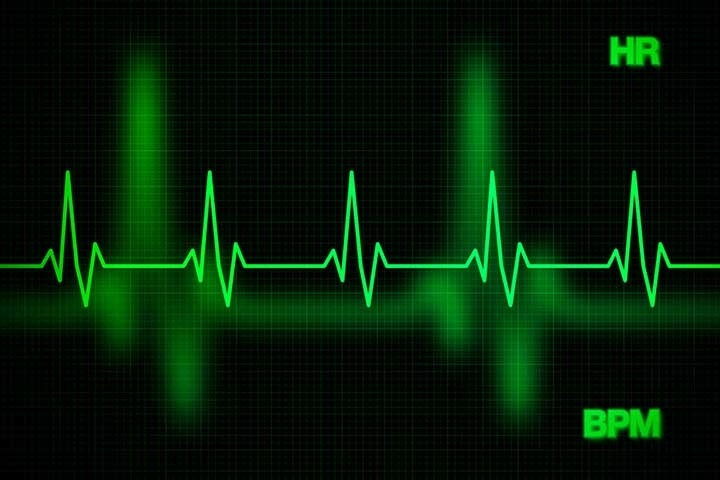 what is the normal heart rate for an adult who is sitting quietly?-1