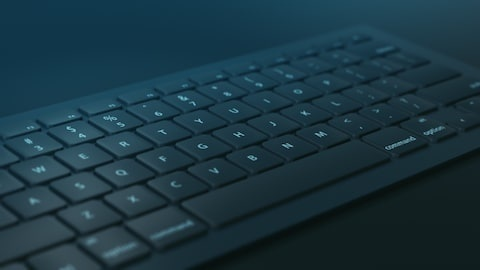 when a user types data on a keyboard, what is occurring?-1