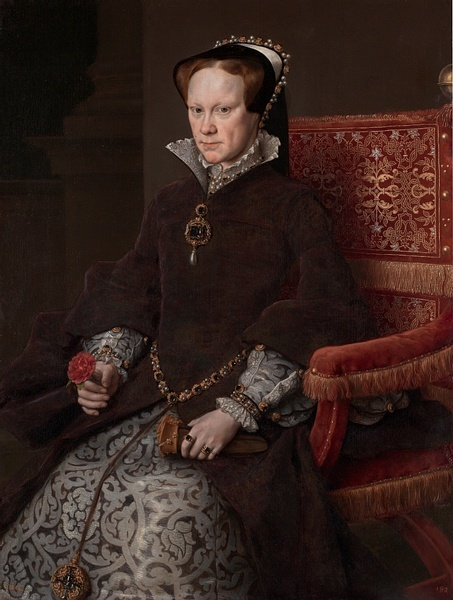 which of the following statements is true of queen mary of england, who reigned from 1553 to 1558?-0