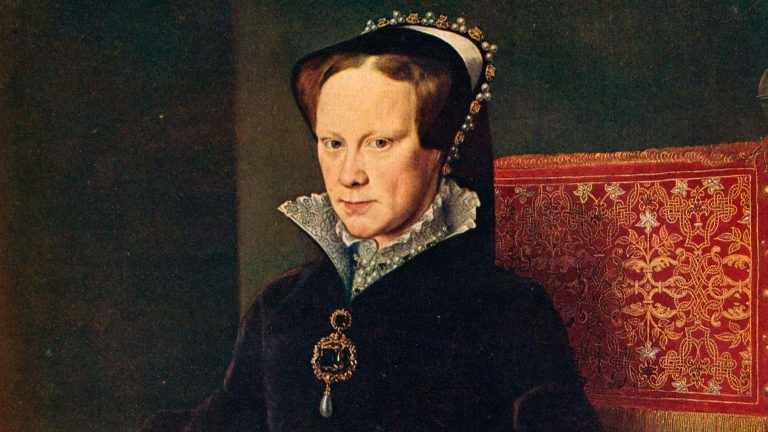 which of the following statements is true of queen mary of england, who reigned from 1553 to 1558?-2