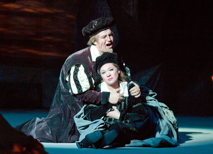which opera concerns a court jesters daughter who is seduced by her fathers master?-3