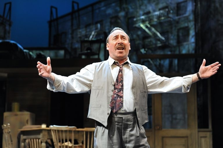 who is howard in death of a salesman-1
