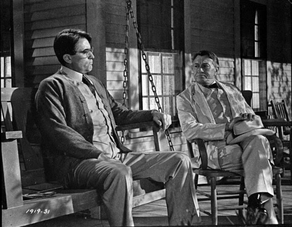 who is judge taylor in to kill a mockingbird-1