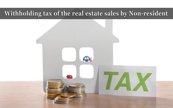 who is liable for the withholding on the sale of a property owned by a foreigner?-0