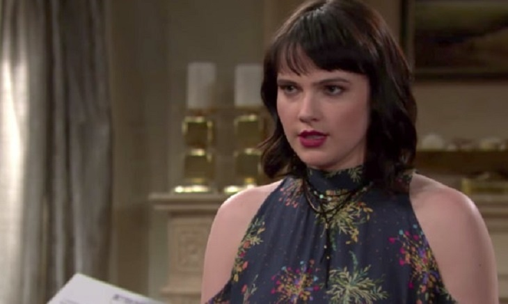 who is tessa on young and the restless-1