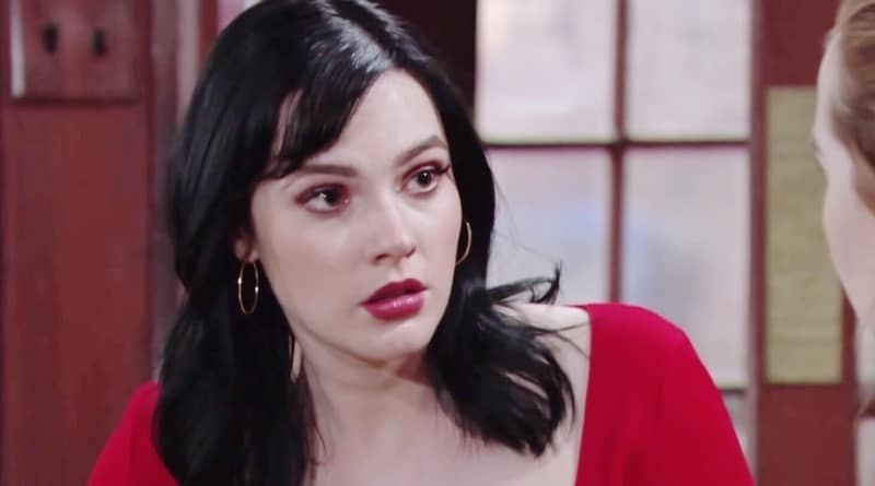 who is tessa on young and the restless-3