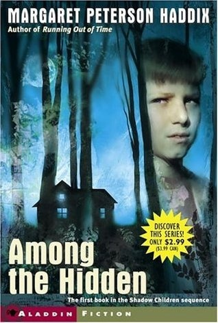 who is the author of among the hidden-0