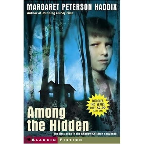 who is the author of among the hidden-2