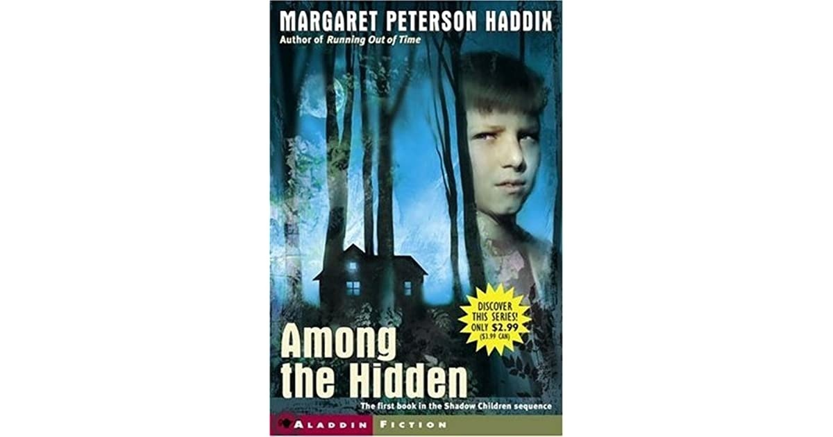 who is the author of among the hidden-3