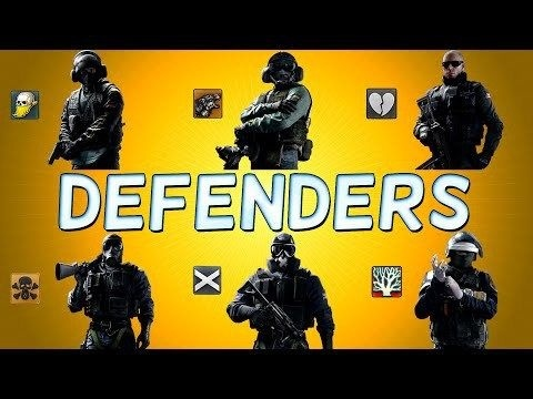 who is the best operator in rainbow six siege-2