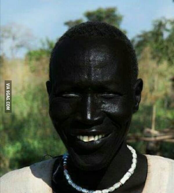 who is the blackest man in the world-0